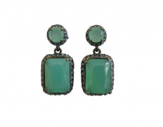 Cecilie-melli-earrings-frost-jadegreen
