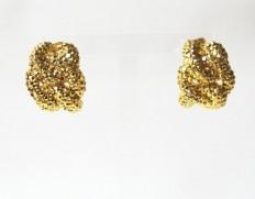 Chain-errings-gold
