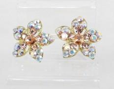 crystal-snow-earrings-peach-gold