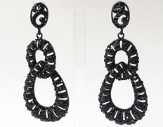 Rania-errings-black