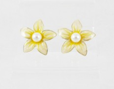 Sunflower-yellow-earrings