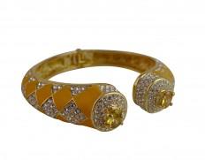 Cecilie Melli Bracelet Dita Yellow(1)