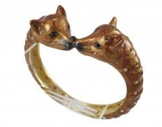 Cecilie Melli Fantastic Fox bracelet2