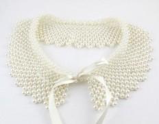Amelie collar creme-350