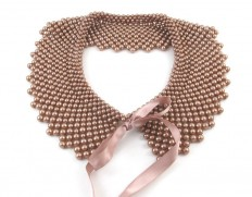 Amelie collar dirty pink-350