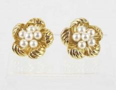 Gullblomst perler-200