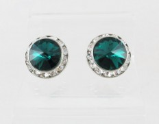 cecilie-earrings-emerald-silver-250