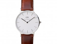 Classic St Andrews Lady Silver 0607DW