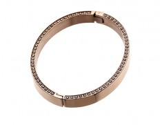 79919 Eternity bangle rosegold