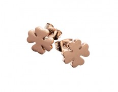 81098 Lucky-studs-rose-gold