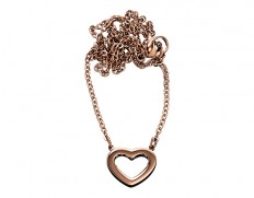 81231 Monaco_heart-necklace-rose-gold