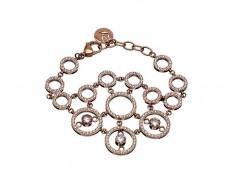 Liz bracelet rose gold