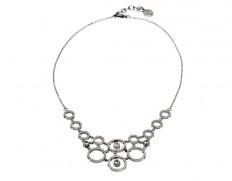 Liz necklace steel