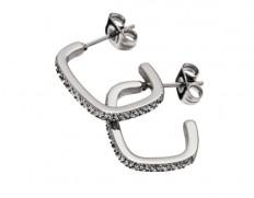 Jolie earrings cz steel