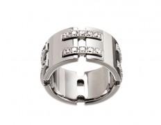 Laura ring steel