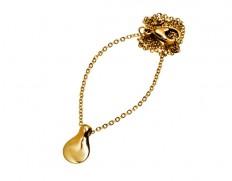 Tossa necklace single gold