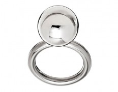 Grapes ring steel L